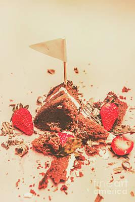 Appetizing Wall Art - Photograph - Sweet Revenge by Jorgo Photography - Wall Art Gallery