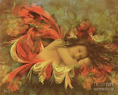 Digital Art - Sweet Serenity Dreams by Ali Oppy