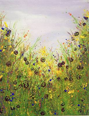 Painting - Sweet, Simple Things Of Life by T Fry-Green