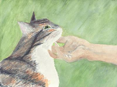 Painting - Sweet Spot by Kathryn Riley Parker