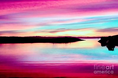 Photograph - Sweet Sunset by Kumiko Mayer