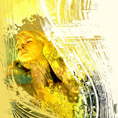 Concentration Digital Art - Sweet Surrender by Van Renselar