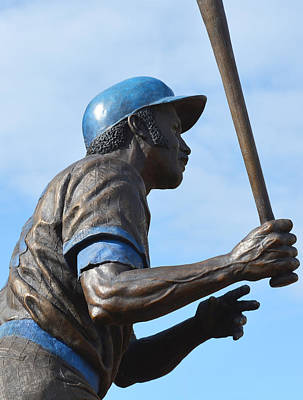 Wrigley Field Digital Art - Sweet Swinging Billy Williams 2 by Richard Andrews