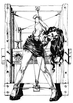 Sweet Torture Original by Yury Fadeev