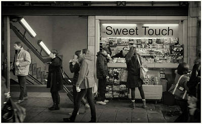 Photograph - Sweet Touch by Stewart Marsden