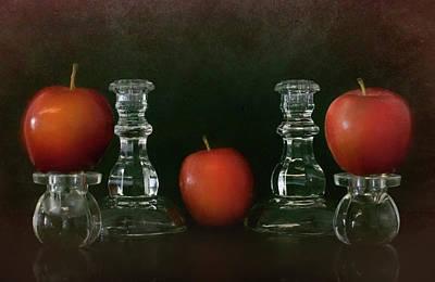 Photograph - Sweet Trinity by Elvira Pinkhas