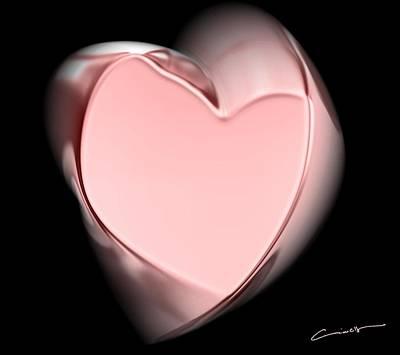 Sweet Twisted Love Art Print
