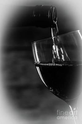 Photograph - Sweet Wine by Deborah Klubertanz