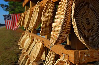 Sweetgrass Baskets Art Print