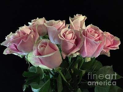 Photograph - Sweetheart Bouquet by Jeannie Rhode