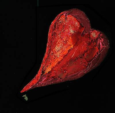Painting - Sweetheart by Jette Van der Lende