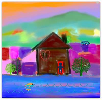 Pastel - Sweetie What Is For Dinner by Kaitha Het Heru