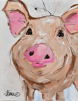 Painting - Sweetpea by Terri Einer