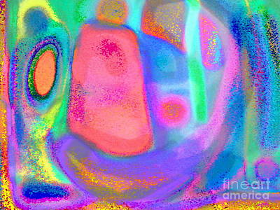 Digital Art - Sweets For The Sweet by Expressionistart studio Priscilla Batzell