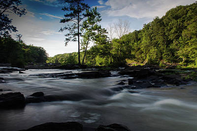 Photograph - Sweetwater Creek 1 by Kenny Thomas