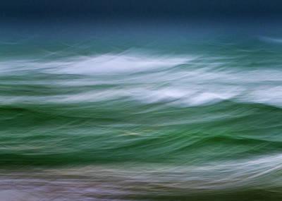 Photograph - Swells by John Whitmarsh