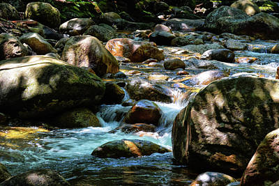 Photograph - Swift River On The Kanc by Tricia Marchlik