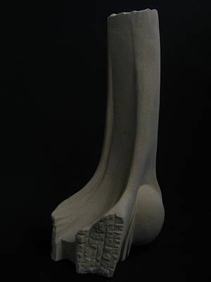 Sculpture - Swiftness - Body Series by Todd Malenke