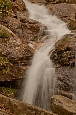 Photograph - Swiftwater Falls by Brenda Jacobs