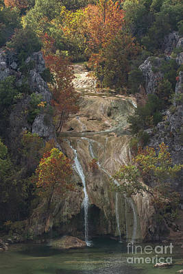 Photograph - Swimming Hole Turner Falls Oklahoma by Robert Frederick