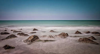 Photograph - Swimming Rocks by Jerry Golab