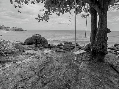 Wall Art - Photograph - Swing At Rincon by Giovanni Arroyo