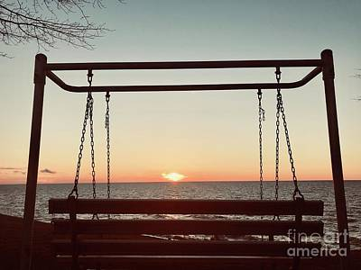 Photograph - Swing Of Life by Michael Krek