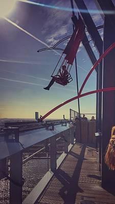 Photograph - Swinging Amsterdam by Greetje Kamps