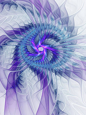 Digital Art - Swirl by Gabiw Art