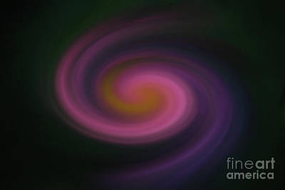 Digital Art - Swirl by Kim Henderson