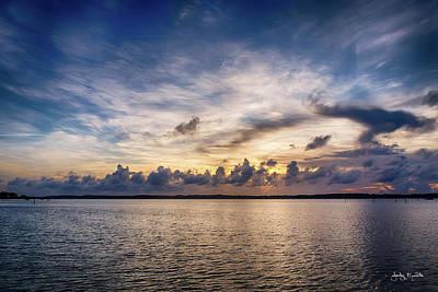 Photograph - Swirling Clouds by Jody Merritt