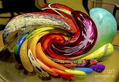 Photograph - Swirls And Twirls by Kay Brewer