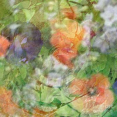 Photograph - Swirls Of Color by Kathie Chicoine