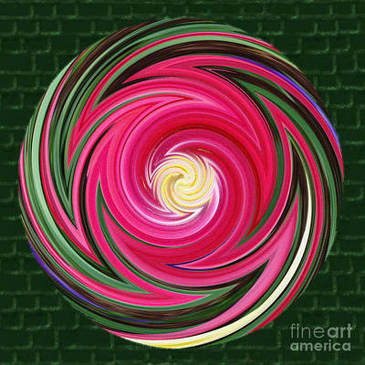 Photograph - Swirls Of Color by Sue Melvin