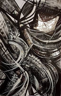 Painting - Swirls by Patricia Rachidi