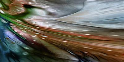 Digital Art - Swish by Stuart Turnbull