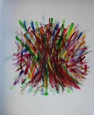 Swish Art Print by Tom Atkins