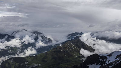 Jungfraujoch Photograph - Swiss Alps by Claire Walsh