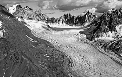 Photograph - Swiss Alps In Denali Park Alaska by Waterdancer