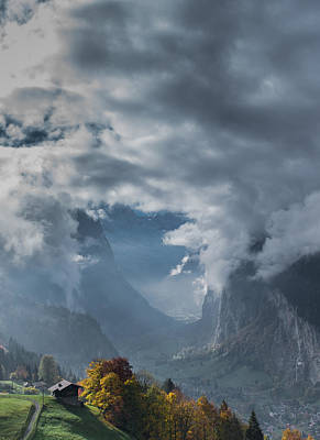 Wall Art - Photograph - Swiss Heaven by Scott Hafer