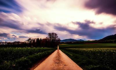 Photograph - Swiss Scenic Beauty by Unsplash