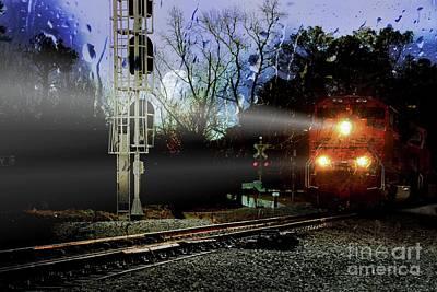 Photograph - Switch Hitter by Rick Lipscomb