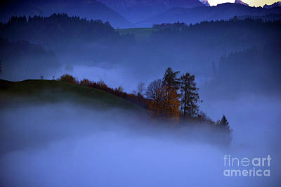 Photograph - Switzerland Magical by Susanne Van Hulst