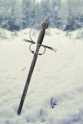 Sword Art Print