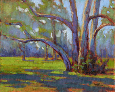 Painting - Sycamore by Konnie Kim