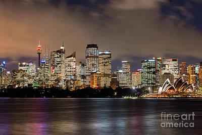 Photograph - Sydney Australia by Andrew Michael