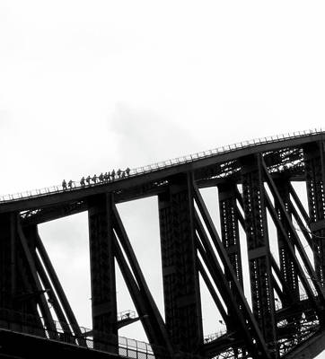 Photograph - Sydney Harbour Bridge by Sandy Taylor