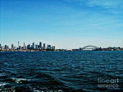 Photograph - Sydney Harbour Delight by Leanne Seymour