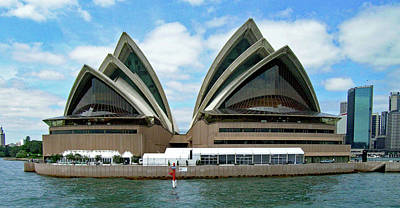 Photograph - Sydney Opera House No. 1 by Sandy Taylor