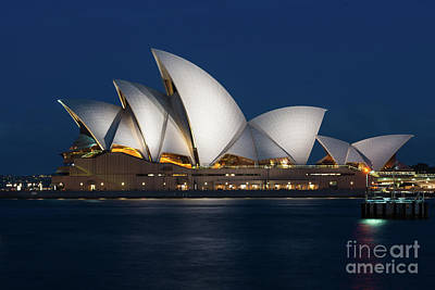 Photograph - Sydney Opera House by Andrew Michael